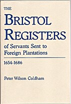 The Bristol registers of servants sent to…