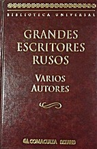 Grandes escritores rusos by Various Authors