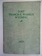 Fort Francis E. Warren, Wyoming, 1931.