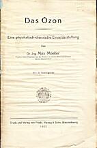 Das Ozon by Max Moeller