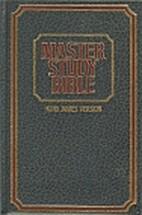 Master Study Bible KJV-Blue
