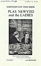 Plas Newydd and the ladies (Llangollen blue…
