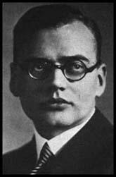 Author photo. Hans Bernd Gisevius