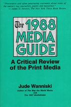 The Mediaguide, 1988: A Critical Review of…