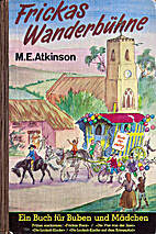 The Barn Stormers by M.E. Atkinson