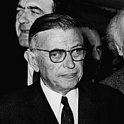Author photo. <a href=&quot;https://en.wikipedia.org/wiki/Jean-Paul_Sartre&quot; rel=&quot;nofollow&quot; target=&quot;_top&quot;>https://en.wikipedia.org/wiki/Jean-Paul_Sartre</a>