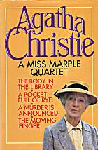 A Miss Marple Quartet by Agatha Christie