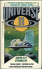 Universe 11 by Terry Carr