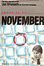 There Is No November by Dave Hoium