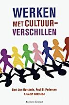 Werken met cultuurverschillen, 2008…