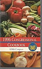 1996 Congressional Cookbook 104th Congress…