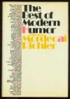 Best of Modern Humor by Mordecai Richler