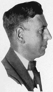 Author photo. 1928 photo