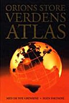Orions store verdensatlas by Knut Egner