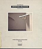 Cristina Iglesias cinco proyectos by Javier…