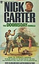 The Doomsday Formula by Nick Carter