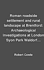 Roman roadside settlement and rural…