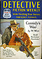 Detective Fiction Weekly, February 9, 1929…