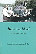 Browning Island, Lake Muskoka : cottagers…