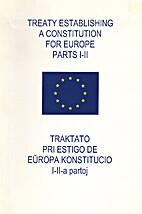 Traktado pri estigo de eŭropa konstitucio,…