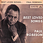 Best Loved Songs by Paul Robeson