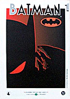Batman 1 by Greg Rucka