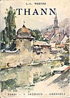Thann by Werner. l. G