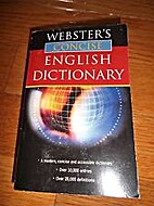 Webster's Concise English Dictionary by…