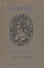 Lyrics by Pierre de Ronsard