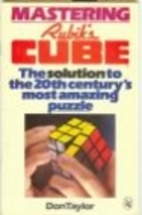 Mastering Rubik's Cube: The Solution to the…