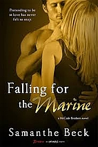 Falling for the Marine by Samanthe Beck