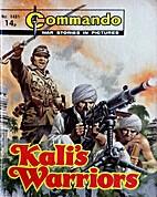Commando # 1481