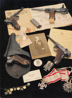 Pistole Parabellum - History of the Luger…