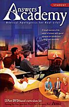 Answers Academy Defending the Faith part 1