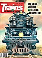 Trains, vol. 42, n° 5 - March 1982 by David…