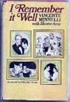 I Remember It Well by Vincente Minnelli