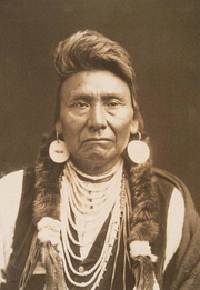 Author photo. Photo by Edward S. Curtis, 1903<br>Courtesy of the <a href=&quot;http://digitalgallery.nypl.org/nypldigital/id?433209&quot;>NYPL Digital Gallery</a><br>(image use requires permission from the New York Public Library)