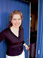 Author photo. At home in Miami / Scott Eason