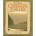The Lion book of Christian poetry by Pat…