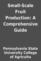 Small-Scale Fruit Production: A…