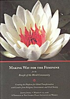 Making Way for the Feminine for the Benefit…