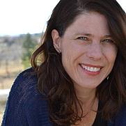 Author photo. Laura Pritchett