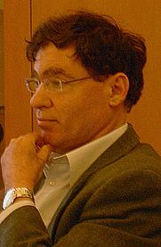Author photo. Photo by Joe Mabel (Wikipedia)