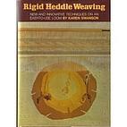 Rigid Heddle Weaving by Karen Swanson