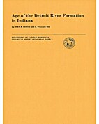 Age of the Detroit River formation in…