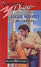 Mystery Lady by Jackie Merritt