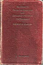 Nugent's Pocket-Dictionary Of The French And…