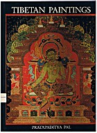 Tibetan paintings: A study of Tibetan…