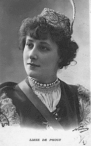 Author photo. Liane de Pougy by Felix Nadar (1820-1921) From: http://commons.wikimedia.org