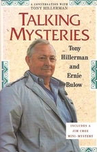 Talking mysteries by Tony Hillerman